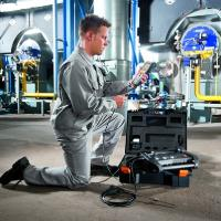 Flexible choice of air quality and emissions monitoring equipment