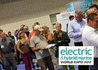 Find us at the Electric Marine & Hybrid World Expo, Florida 2017
