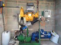 New Metering System for Hammond Chemicals