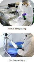 Jul news 2016/ New cleanroom packaging & liquid fill service unveiled