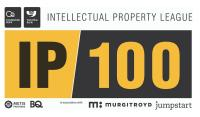 HEALD NAMED IN TOP 10 OF THE IP100 LEAGUE TABLE
