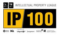 HEALD NAMED IN TOP 10 OF THE IP100 LEAGUE TABLE SECOND YEAR IN A ROW