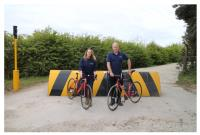 HEALD DIRECTORS EUROPEAN CYCLE FOR CHARITY