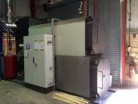 Company upgrades to state-of-the-art biomass boiler from Wood Waste Technology.