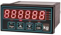 Fast Setup and High Accuracy — New INT4 Series of Digital Panel Meters
