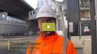 DUST SUPPRESSION AT A READY MIX PLANT [VIDEO]