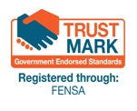 We are a TRUST MARK Government Endorsed Standards member