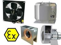 ATEX fans and Explosive Environments