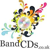 Coloured base CD duplication