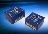 Board mount 2 and 4W power supplies accept a 90 – 305Vac input