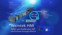 cMT Series HMI helps build your IIoT environment through OPC UA
