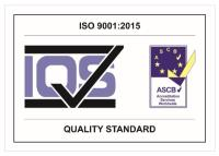 Lamonde Automation Ltd – now ISO 9001:2015 certified