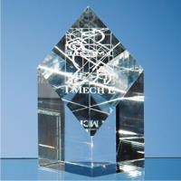 Crystal Clear Award Plaques