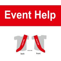 Event Help Sashes for Meetings and Events