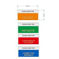 Helper Ribbons With Matching Sashes