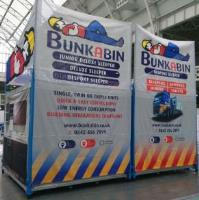 Bunkabin proves a hit at Event Production Show 2017