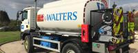 The Walters Group receives their new bowser