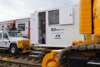WE GO LIVE WITH THE EASYRAIL WELFARE UNIT AT RAIL LIVE 2016