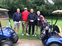THE EASYCABIN TEAM ARE ON PAR AT THE MPBA GOLF DAY