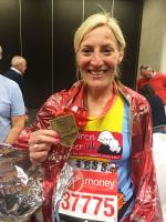 JESSICA RAISES £2500 FOR CHILDREN WITH CANCER