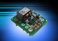 100W 1/32nd package DC-DC converters feature wide output adjustment ranges