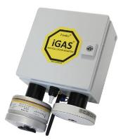 iGAS internet gas monitor