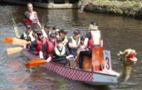 Turnkey Dragon Boat Race Northwich River Festival