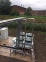 CHILLED WATER PIPEWORK INSTALLATION