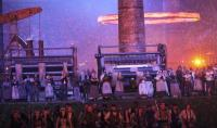 CJS equipment at London Olympics Opening Ceremony