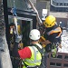 29/08/17 - Glazing Refurbishment's Rope Access Team Apply Finishing Touches to Central London Project