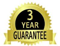Aztec electric boilers So good… we've given them a 3-year guarantee!