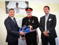 Celebrations at Thermoseal Group for Honoured Queen's Award Presentation