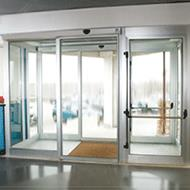 Axis Stanley Dura-Care Doors for Spire Hartswood Hospital