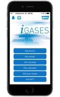 Free app iGASES now available in Spanish and French