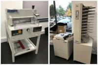 Chilvers supply package of New & Used machines