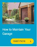 How to Maintain Your Garage