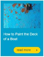 How to Paint the Deck of a Boat