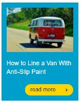 How to Line a Van With Anti-Slip Paint