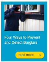 Four Ways to Prevent and Detect Burglars