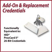 Custom Formatted, HID Compatible Replacement Credentials