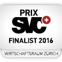 "Trafag AG ranked 3rd for ""Prix SVC 2016"""