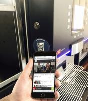BEAN TO CUP COFFEE MACHINE INNOVATIVE QR LABEL BRINGS SIMPLE AND AFFECTIVE TRAINING TO LIFE!