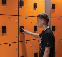 Locker locks - 2017 will be a keyless revolution