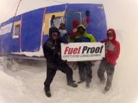 Fuel Proof's diesel tanks put to the ultimate test in 'the coldest journey on earth'