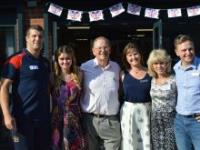 Smooth move and great opening - New Premises