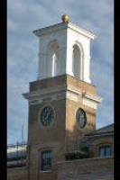 Classic clocks for Tower in Poundbury