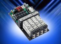 600W medical and industrial certified modular power supplies offer conduction cooling capability
