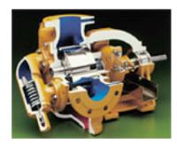 Obtain a Smoother Flow by Changing Gear Pump