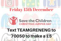 Join us and take part on Christmas Jumper Day