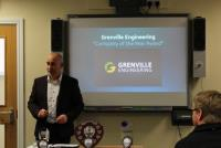 Grenville win Health and Safety Service Company of the Year Award 2017
